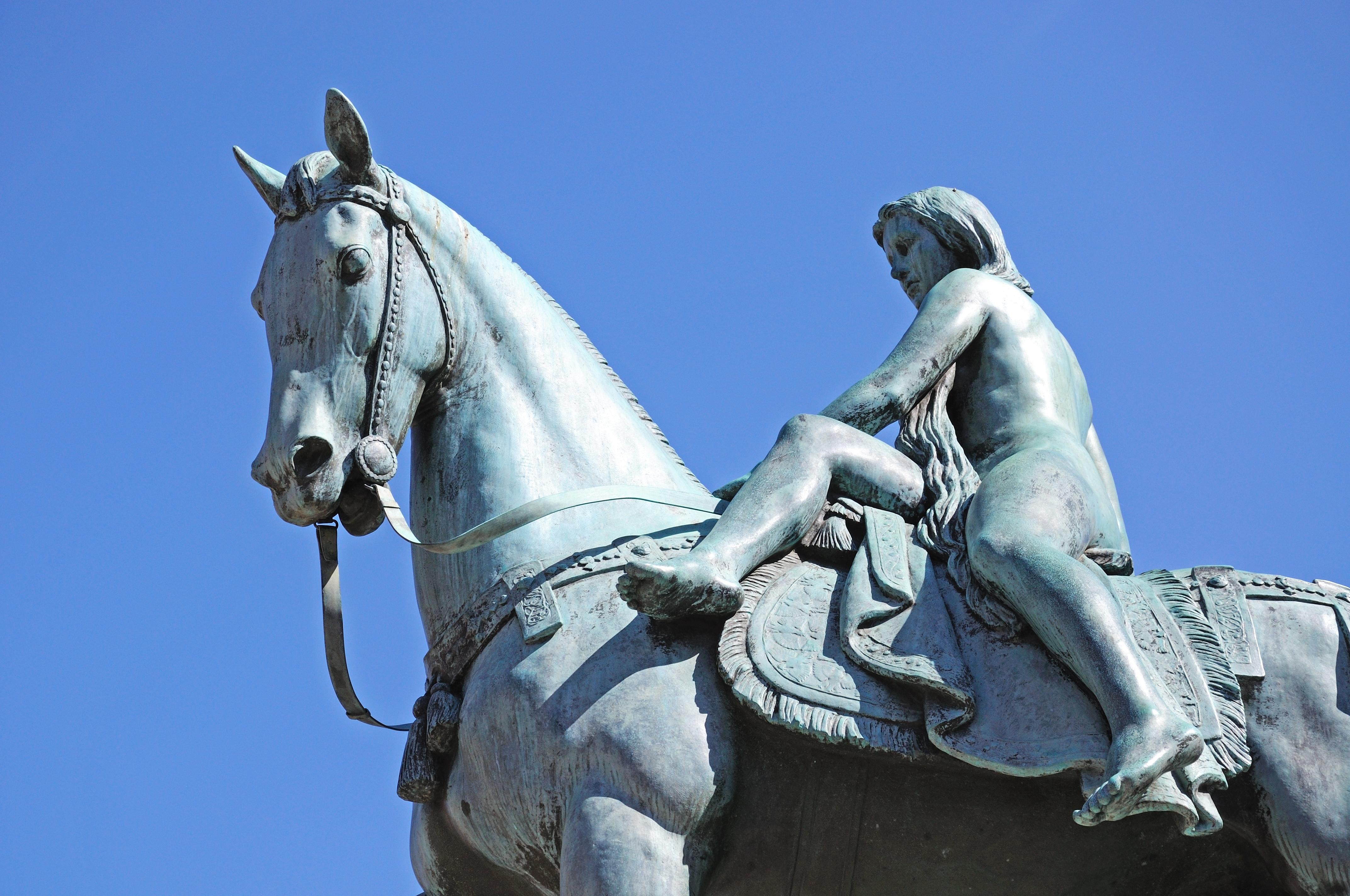 Lady Godiva Statue