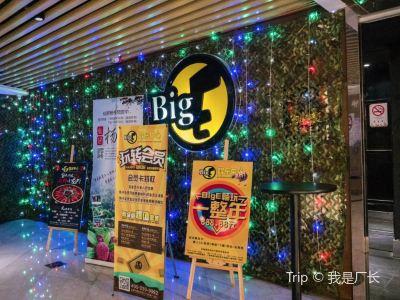 BigE 3D夜光主題娛樂中心