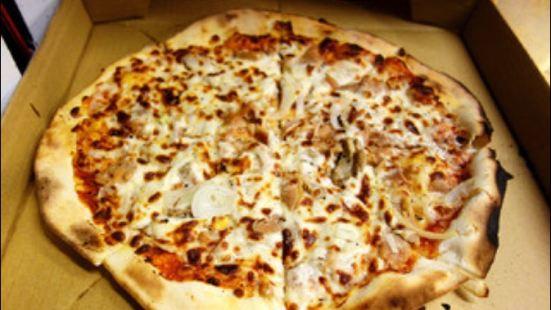 波波窯烤手工披薩