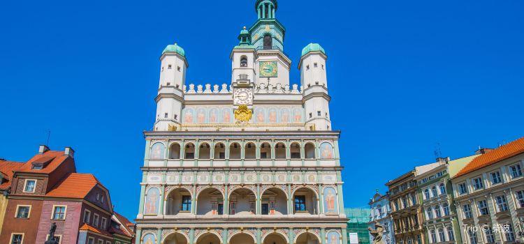 Ratusz & Muzeum Historii Miasta Poznania