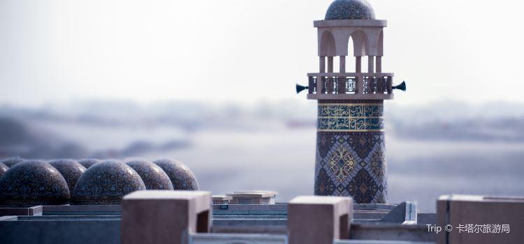 穆罕默德·伊本·阿卜杜勒·瓦哈卜阿訇酋長清真寺2