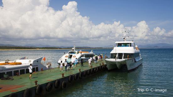 Wuzhizhou Island Speedboat Experience