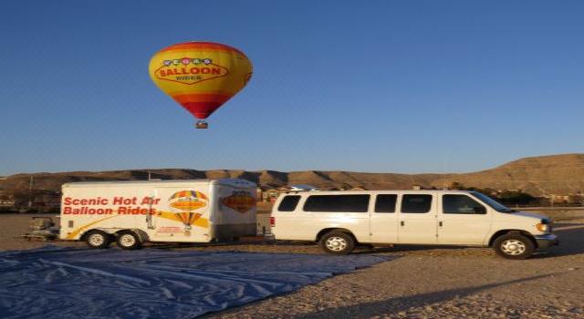 Vegas Balloon Rides熱氣球之旅3