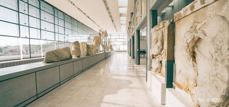 雅典衛城博物館3