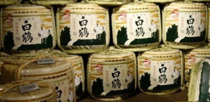 Hakutsuru Sake Brewery Museum3