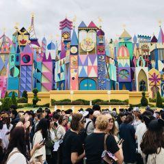 도쿄 디즈니랜드 여행 사진