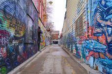 Graffiti Alley-多伦多-卡卡卡卡卡布奇诺