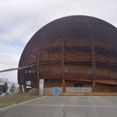 유럽 입자 물리 연구소 여행 사진