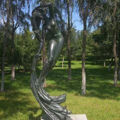 창춘 세계 조각 공원 여행 사진