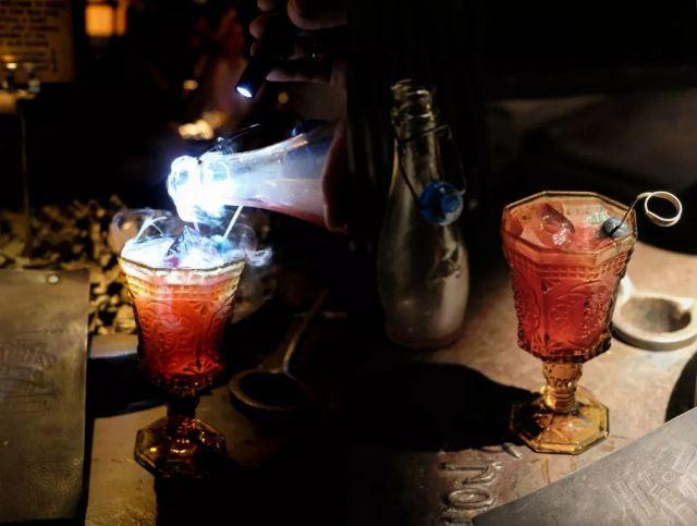 香港神祕酒吧指南