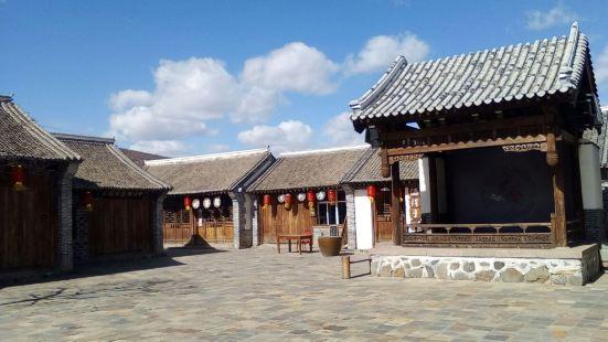 木蘭秋獮園展覽館
