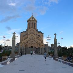 第比利斯聖三一主教座堂用戶圖片