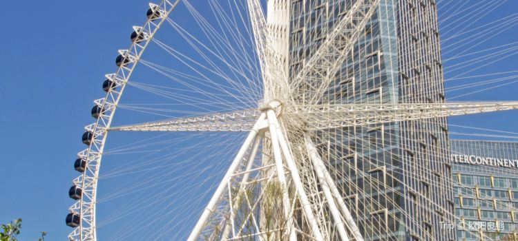 Quanzhou Eye Ferris Wheel1