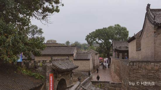 Zhangbi Ancient Castle