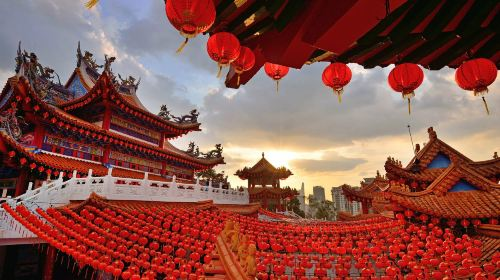 Where to Experience Chinese New Year