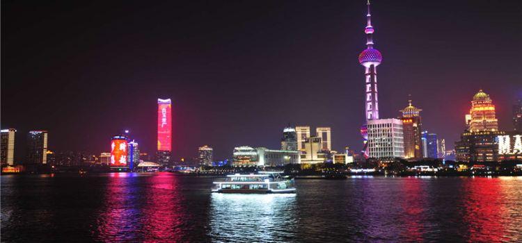 黃浦江遊覽快線游(金陵東路碼頭)1