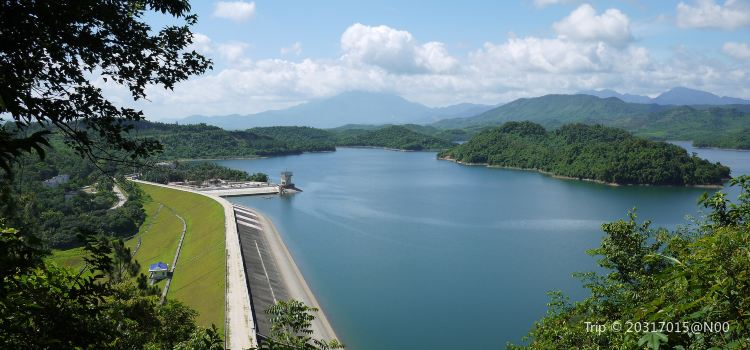 Songtao Reservoir2