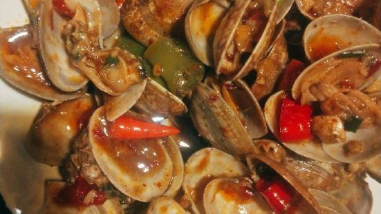 金瓦台海鮮自助碳火烤肉店