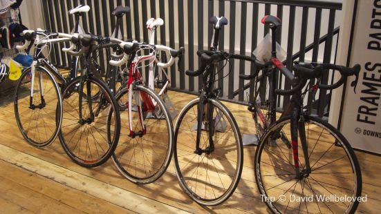 Bikes Not Bombs Bike Shop