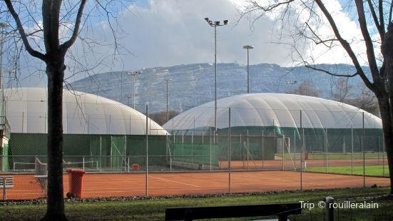 Le Centre Sportif de la Woluwe