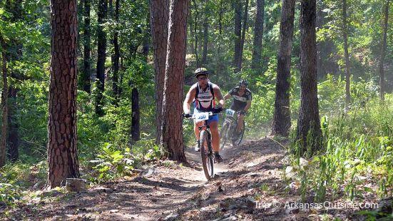 Syllamo Mountain Bike Trail