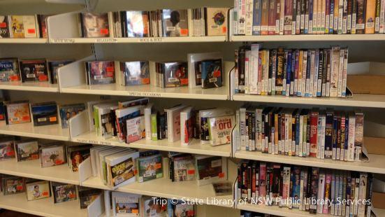 Lionel Bowen Library