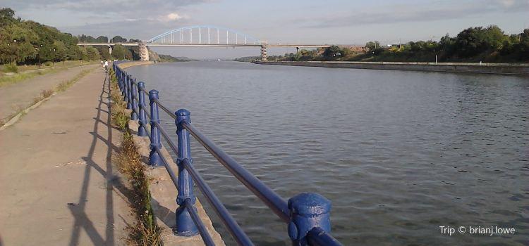 Danube Canal (Donau Kanal)