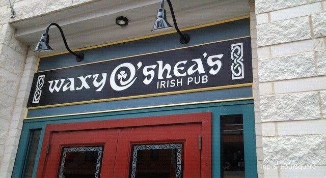 Waxy O'Shea's Irish Pub3