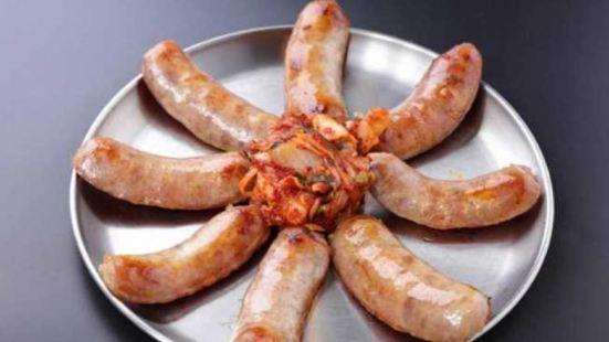 原始泥爐烤肉·東北料理