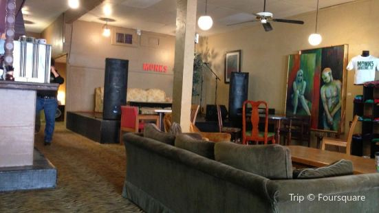 Monks Coffee Shop