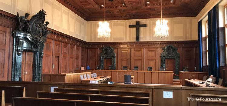 Memorium Nuremberg Trials2