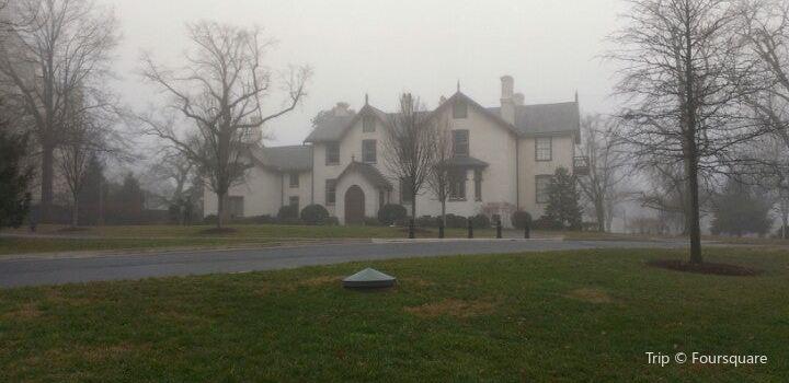 林肯總統別墅1
