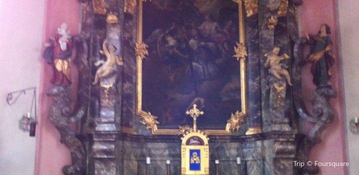 St. Nepomuk Kapelle1