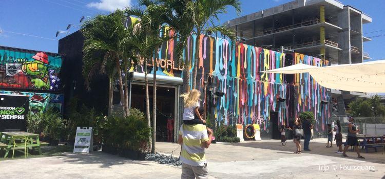 Graffiti Gardens Miami1