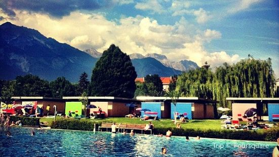 Freibad Tivoli