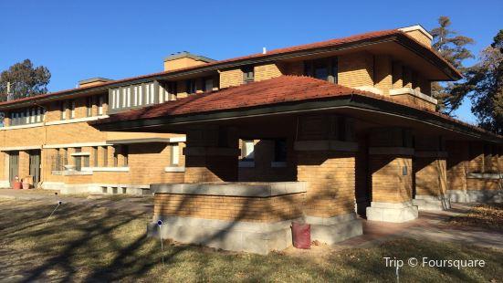 Frank Lloyd Wright's Allen House