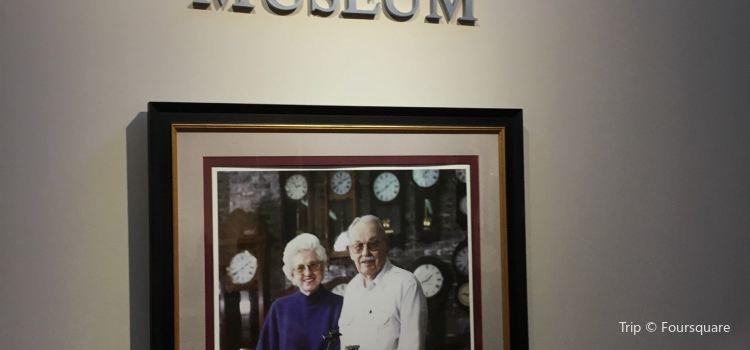 Cullis & Gladys Wade Clock Museum1