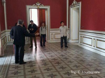 Palacio de Orleans-Borbon