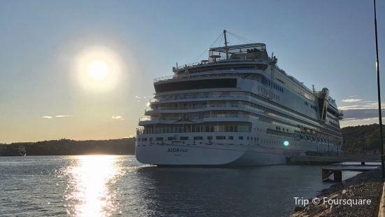 Port of Kristiansand