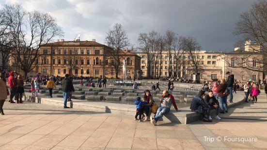 Fontanna Multimedialna Lublin
