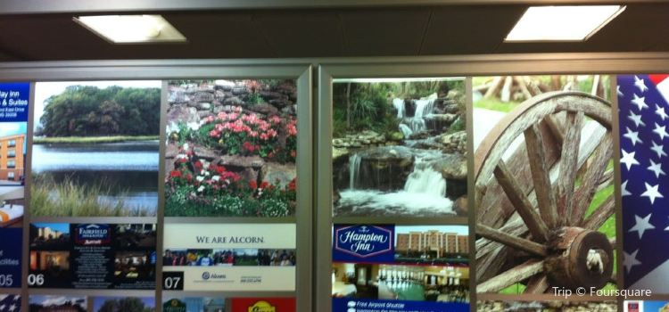 Jackson-Evers International Airport2