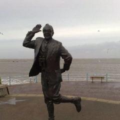 Eric Morecambe Statue用戶圖片
