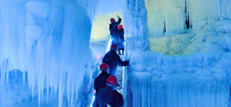 雲丘山冰洞群2