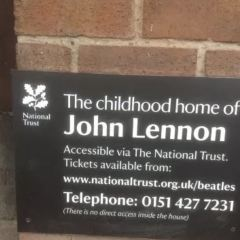 John Lennon's Childhood Home User Photo