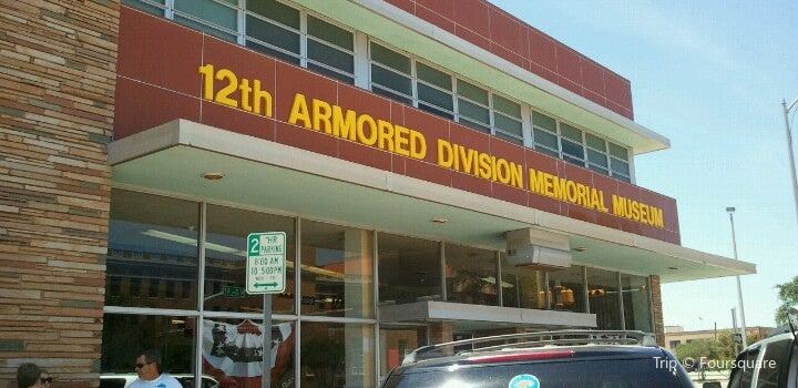 12th Armored Museum