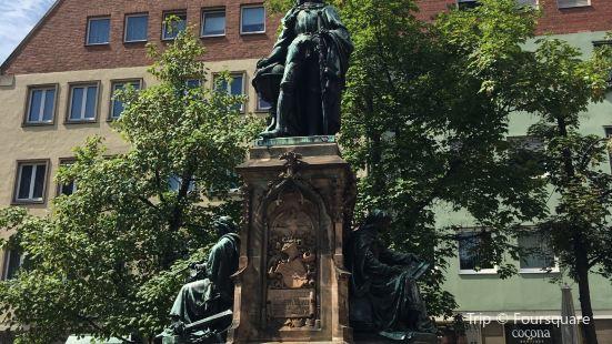 Martin Behaim Denkmal