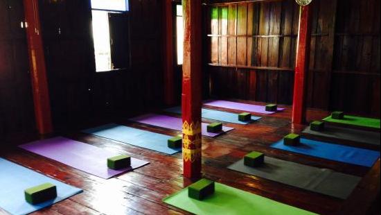 樂享自由瑜伽中心