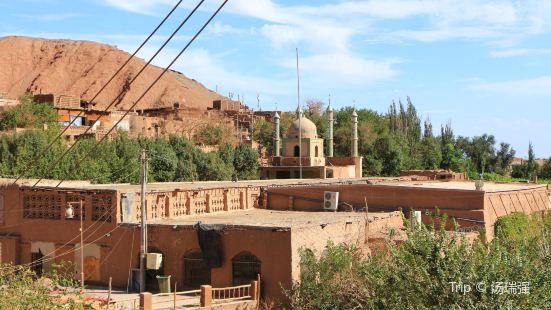 吐峪溝麻扎村