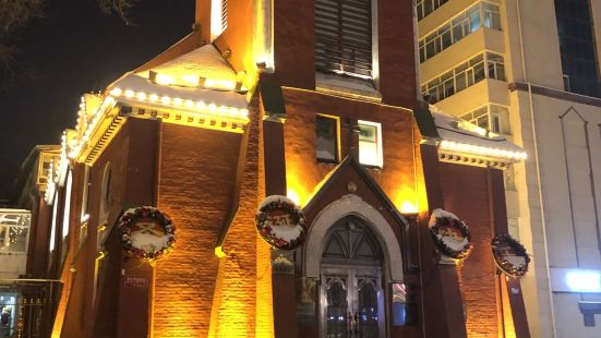 德國路德會基督教堂