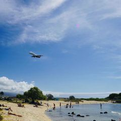 Wawaloli Beach Park User Photo